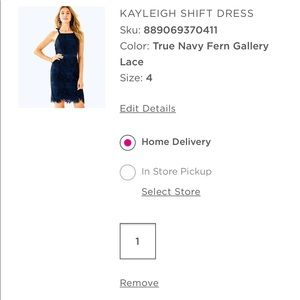 Lilly Pulitzer Dresses - Lilly Pulitzer Kayleigh Dress